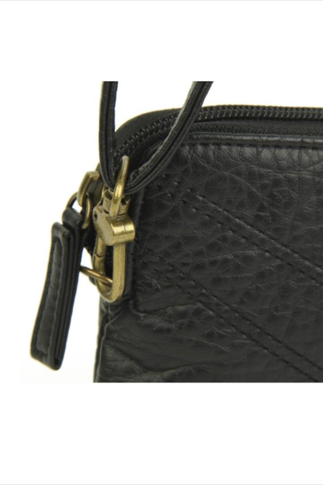 Ampere Creations Crossbody Wallet - Front Full Image