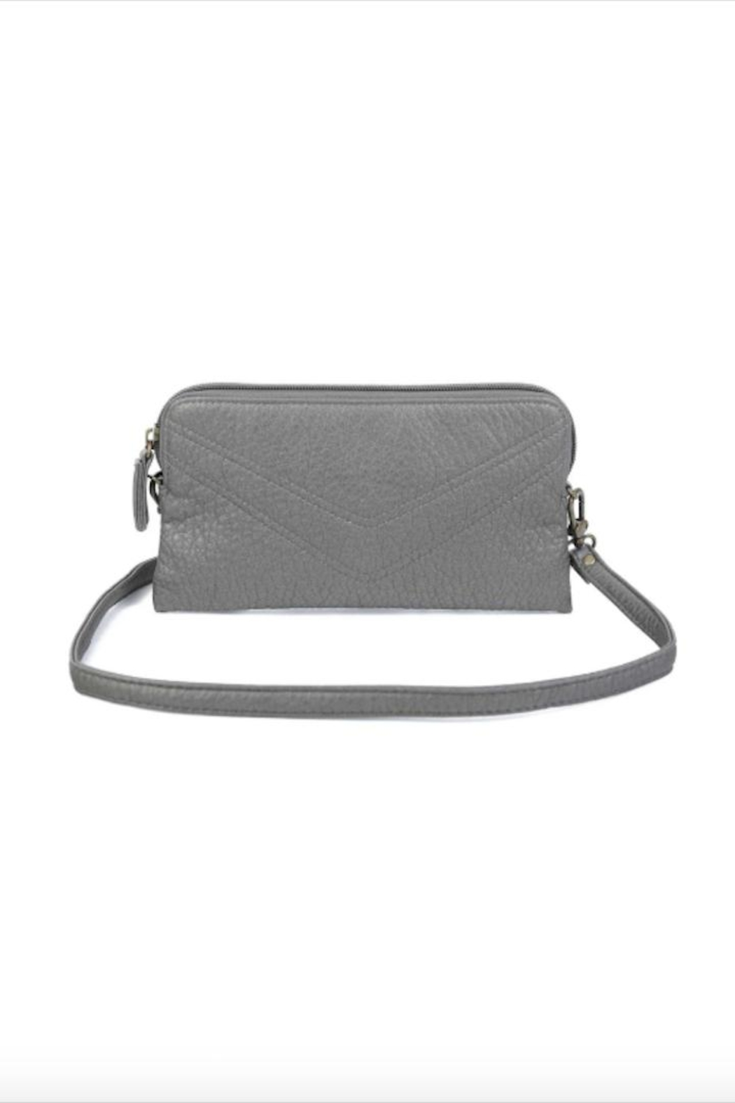 Ampere Creations Crossbody Wallet - Front Cropped Image