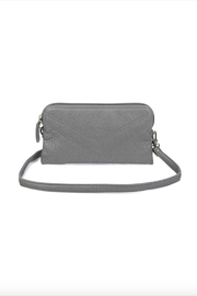 Ampere Creations Crossbody Wallet - Front cropped