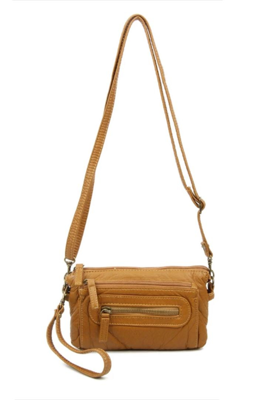 Ampere Creations Crossbody Wristlet - Front Cropped Image