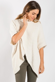 Elan Crossed Front Sweater - Product Mini Image