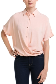 HYFVE Crossover Button-Down Shirt - Product Mini Image