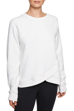 Betsey Johnson Crossover Sherpa Pullover - Product List Image
