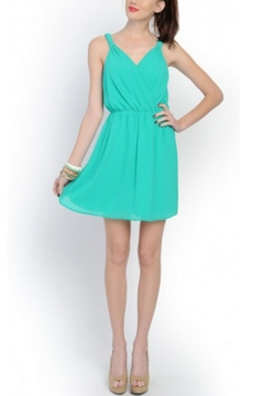 Shoptiques Product: Crossover Tank Dress