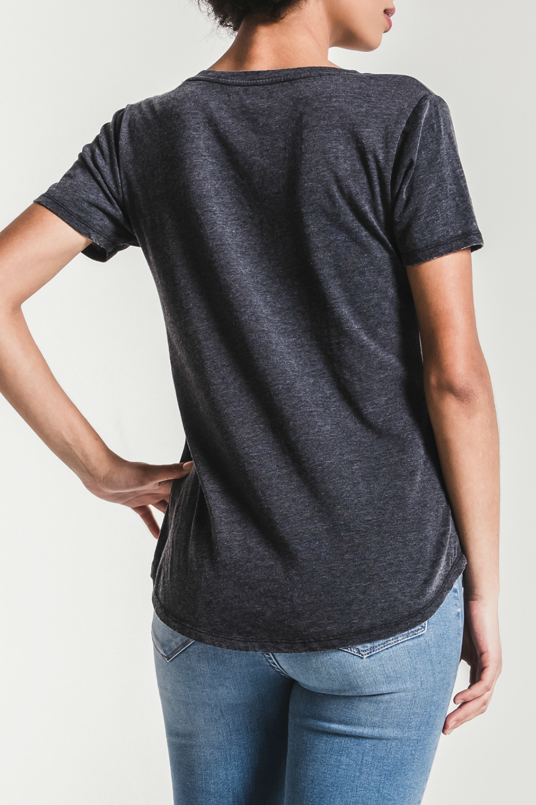 z supply Crossroad Tee - Side Cropped Image