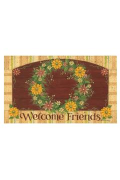 Shoptiques Product: Welcome Mat Friends