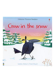 Usborne Crow In The Snow - Product Mini Image