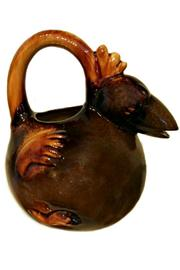 Crow Watering Can - Product Mini Image