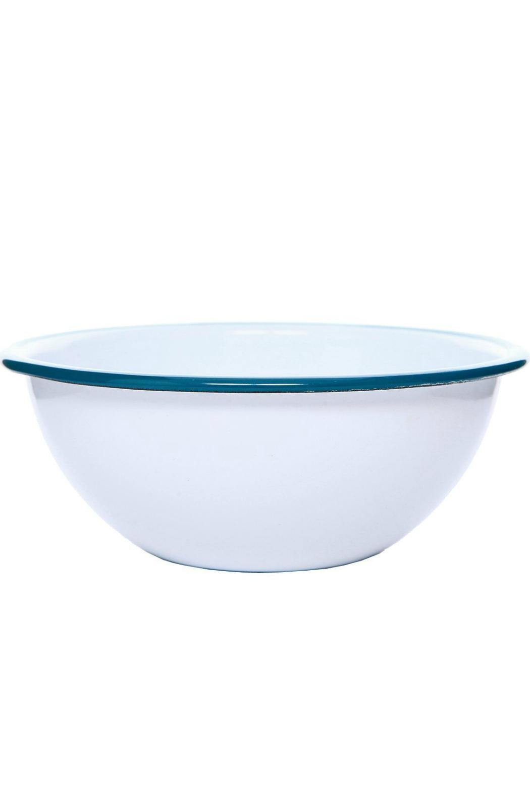 Crow Canyon Enamel Cereal Bowl - Main Image