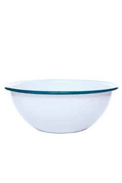 Crow Canyon Turquoise Serving Bowl - Alternate List Image