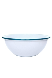 Crow Canyon Turquoise Serving Bowl - Product Mini Image