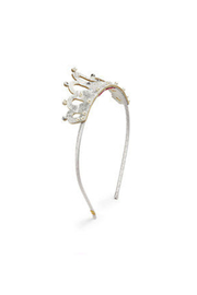 Bari Lynn Crown Headband - Product Mini Image