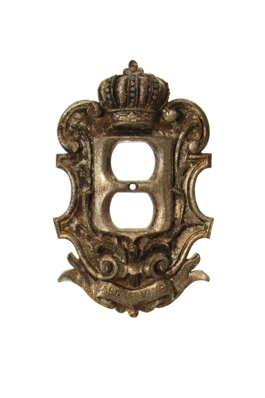Roy Rogers Crown Outlet Cover - Main Image