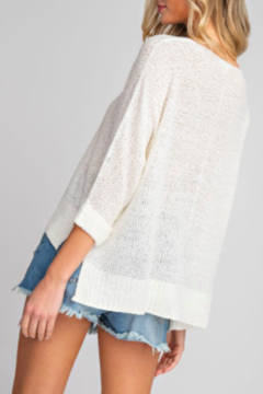 ee:some Cruise Knit Sweater - Alternate List Image