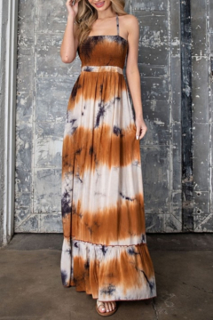 Shoptiques Product: Cruising To Cabo Maxi Dress