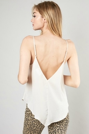 Mustard Seed CRUSH CAMI - Side cropped