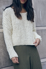 SAGE THE LABEL Crush On You-Sweater - Product Mini Image