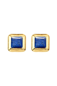 Stephanie Kantis Crush Square Earring - Product List Image