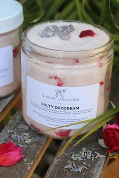 Chasin' Unicorns Crystal Bath Salts Salty Daydream - Alternate List Image