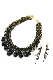 Embellish Crystal Beaded Necklace - Product Mini Image