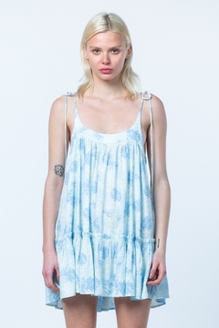 Skylar & Madison Crystal Blue Mini Dress - Product List Image