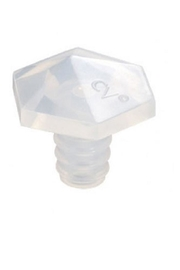 Charles Viancin Crystal Bottle Stoppers - Product Mini Image