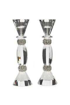 Shoptiques Product: Crystal Candlesticks