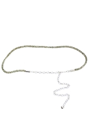 ANTONELLO SERIO Crystal Chain Belt - Product Mini Image