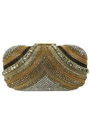 Sondra Roberts Crystal Chain Clutch - Product Mini Image