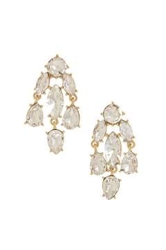 Wild Lilies Jewelry  Crystal Chandelier Earrings - Product List Image