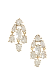 Wild Lilies Jewelry  Crystal Chandelier Earrings - Product Mini Image