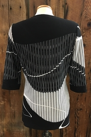 Crystal Clarissa Top - Front full body