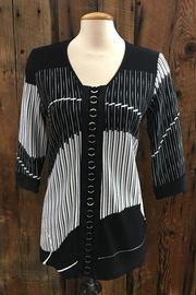 Crystal Clarissa Top - Front cropped