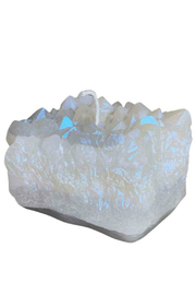 zen den Crystal cluster candle - Product Mini Image