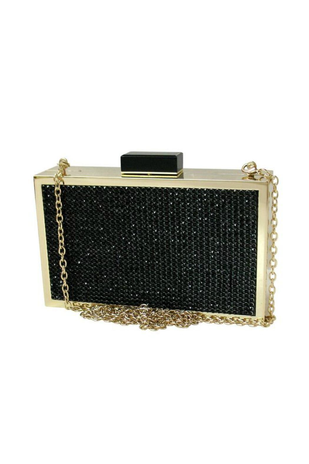 JNF Crystal Clutch - Front Cropped Image