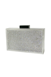 JNF Crystal Clutch - Front cropped