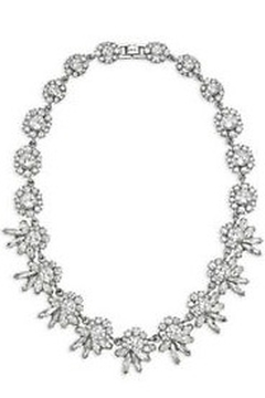 C+I Crystal Collar Necklace - Product List Image