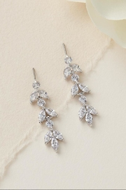Wild Lilies Jewelry  Crystal Dangle Earrings - Product Mini Image