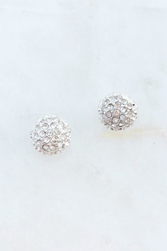 Wild Lilies Jewelry  Crystal Dome Studs - Alternate List Image
