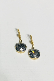 La Vie Parisienne Crystal Drop Earrings - Product Mini Image