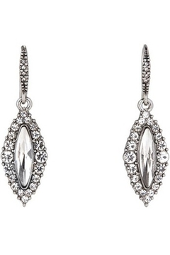 C+I Crystal Drop Earrings - Product List Image