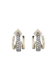 Alexis Bittar Crystal Encrusted Earring - Product Mini Image