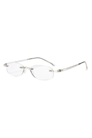 scojo CRYSTAL GELS +1.25 SCOJO READING GLASSES - Front cropped