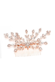 Wild Lilies Jewelry  Crystal Hair Comb - Product Mini Image