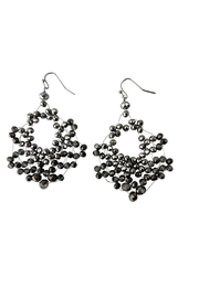 GHome2 Crystal Hand-Wired Earrings - Product Mini Image