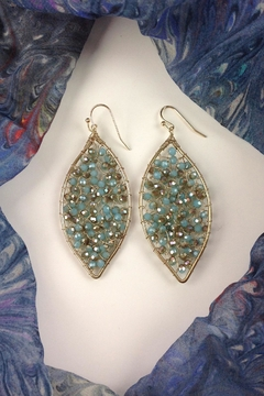 GHome2 Crystal Hand-Wired Earrings - Product List Image