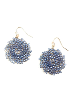 GHome2 Crystal Hand-Wired Earrings - Alternate List Image