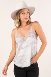 Lovestitch  Crystal Lace Camisole - Product Mini Image