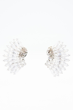 Mignonne Gavigan Crystal Mini Madeline Earrings - Alternate List Image
