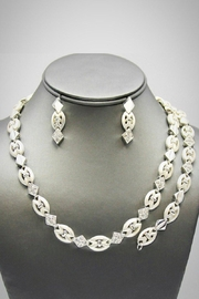 Embellish Crystal Necklace Set - Product Mini Image